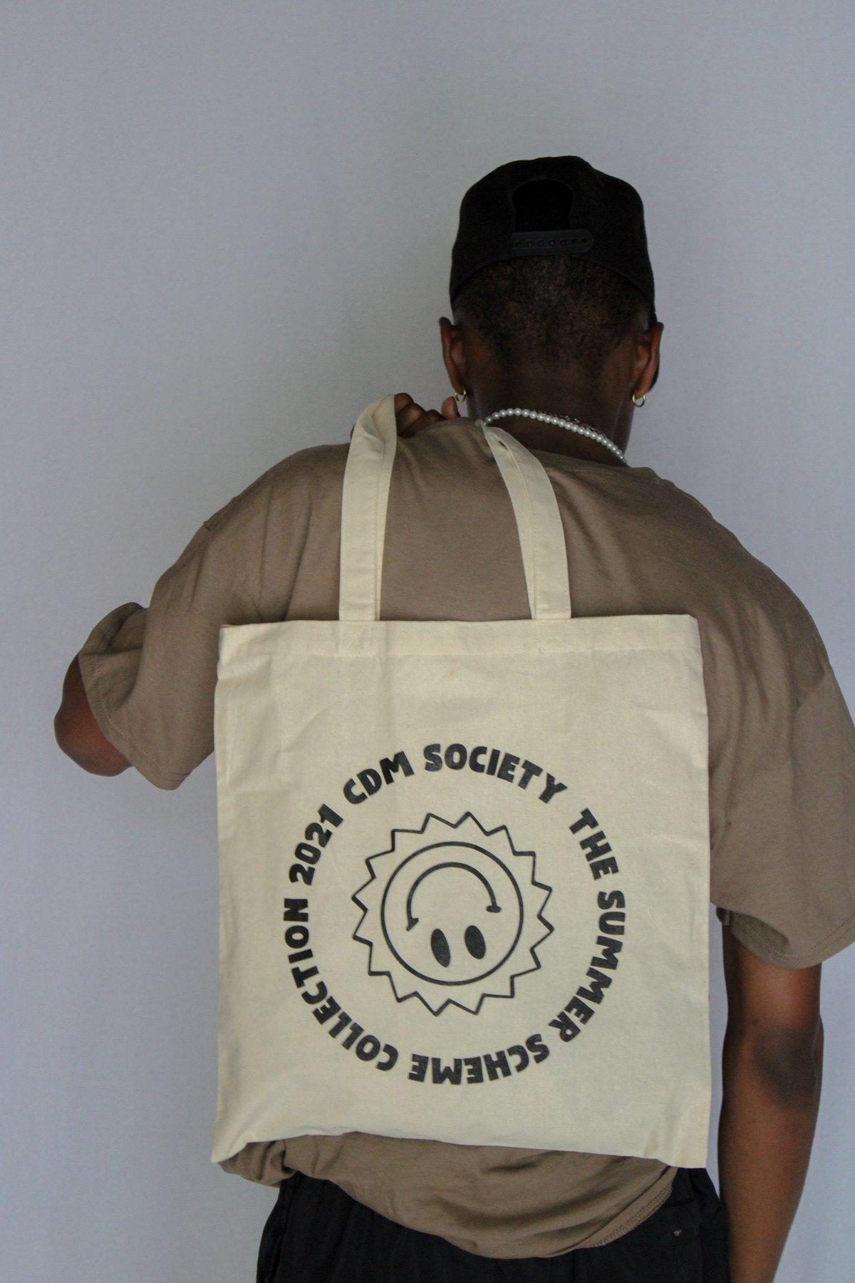 The Summer Scheme Tote Bag
