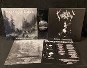 "Image of Shores of Ladon / Wolfsschrei – Split 12"" LP"
