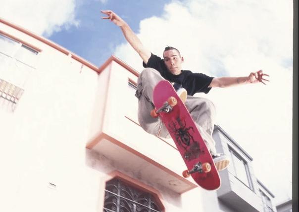 Sean Young, San Francisco 1995 (0128 06) Anti Hero days, by Tobin Yelland