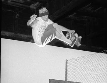 Julien Stranger Burnside 1994 by Tobin Yelland