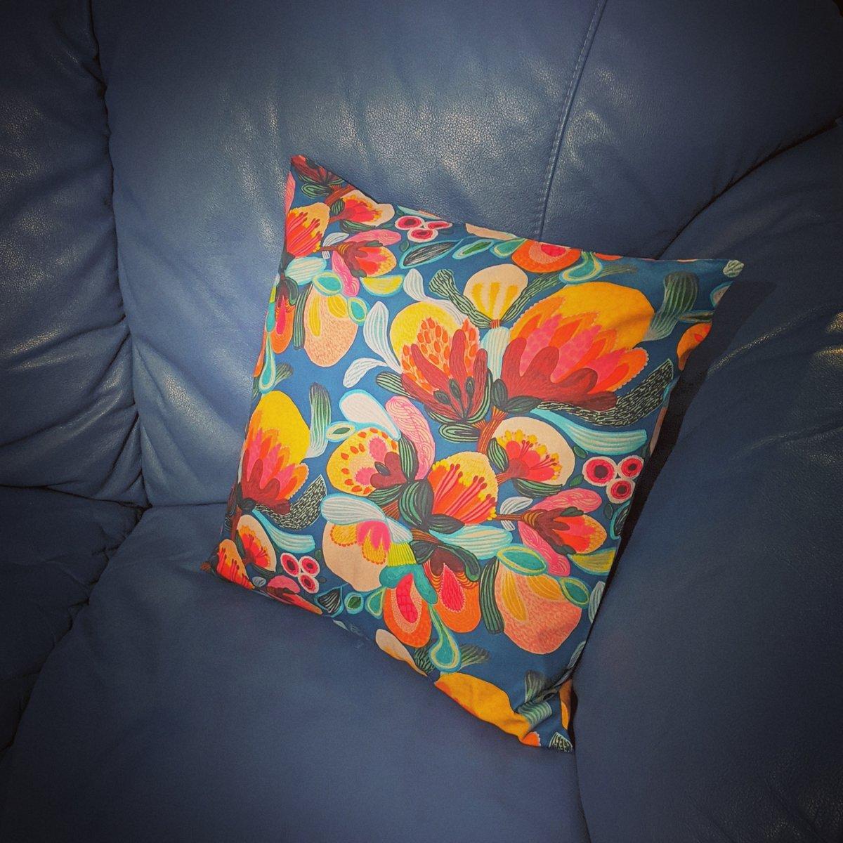 Image of Cushion Cover - Sunshine