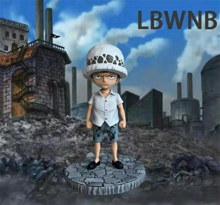 Image of [Pre-Order]One Piece LBWNB Studio Childhood Law Resin Statue