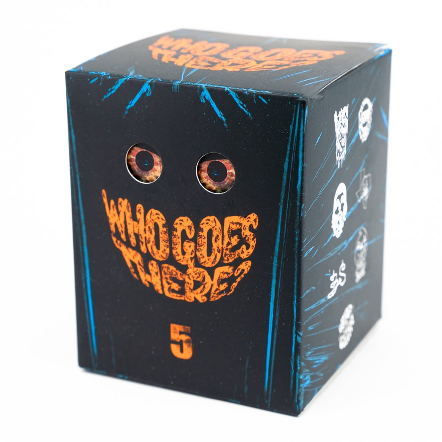 Image of WHO GOES THERE? WAVE 5 INDIVIDUAL BOXES