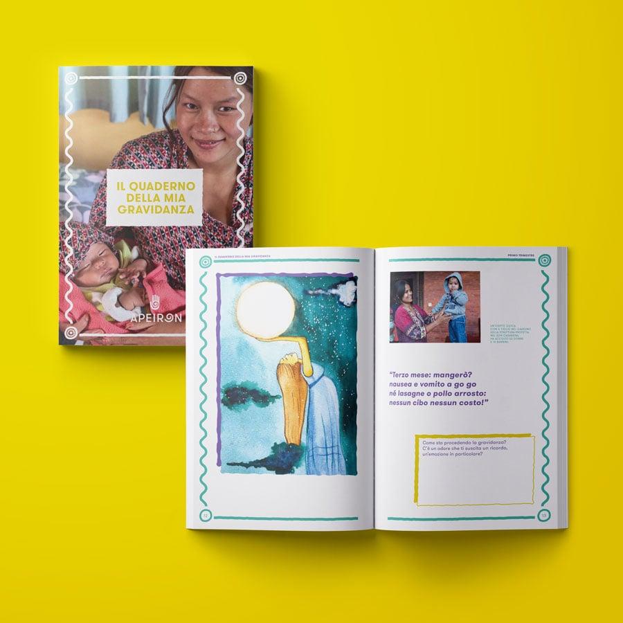 Image of Quaderno della gravidanza