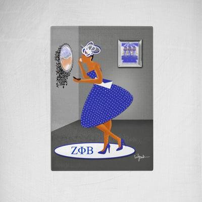 Image of Zeta Reflection Cutting Board