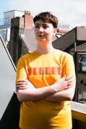 FLAMER T-shirt (Yellow)