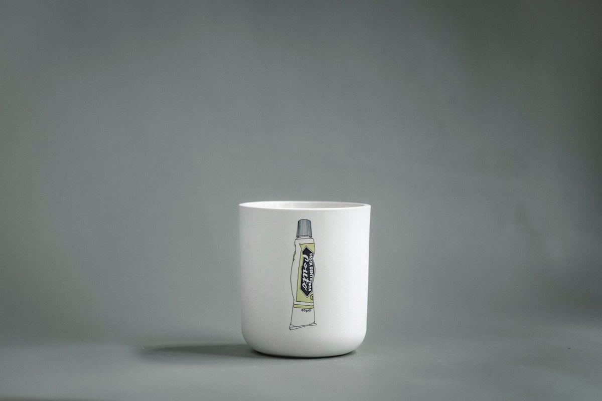 Image of toothpaste cup 'couto'