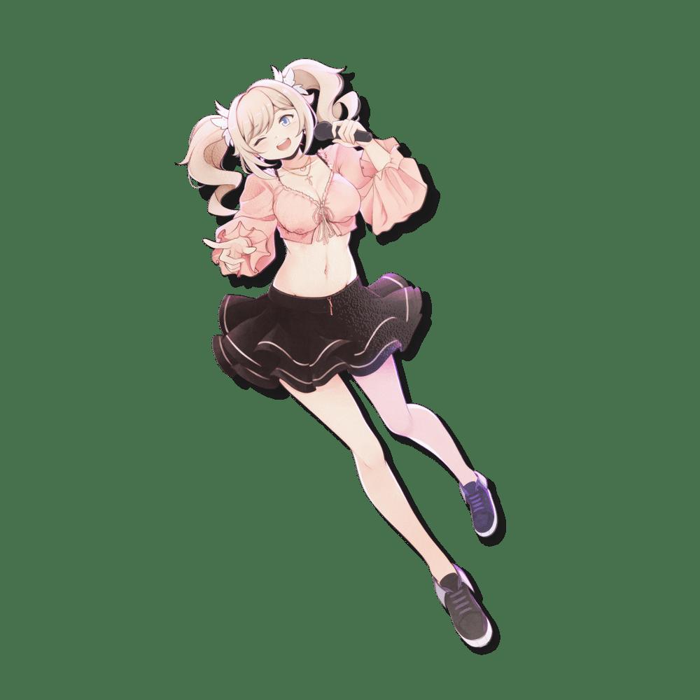Image of Casual Idol Barbara