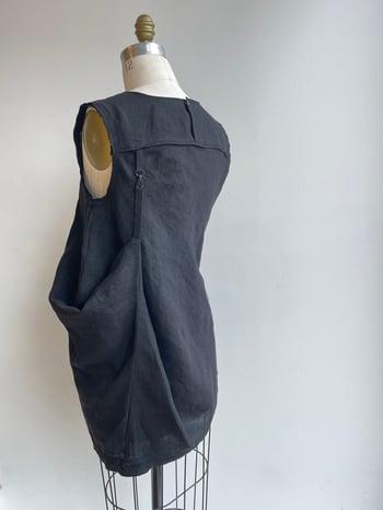 Image of Linen Fugitive Tunic