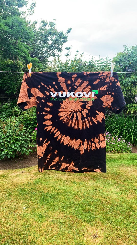 Image of BLEACHED FALL BETTER TEE