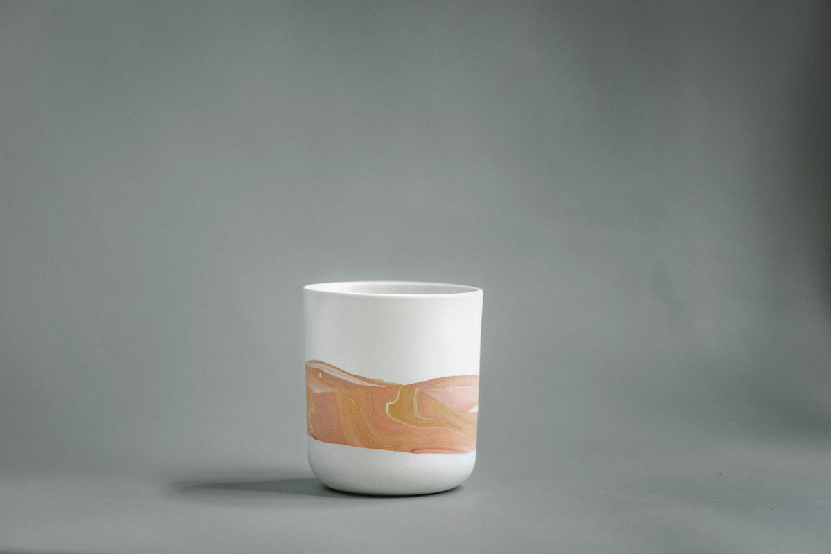 Image of 'marble' cup
