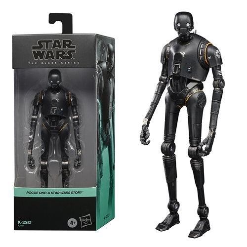 Image of Star Wars The Black Series Rogue One K2sO