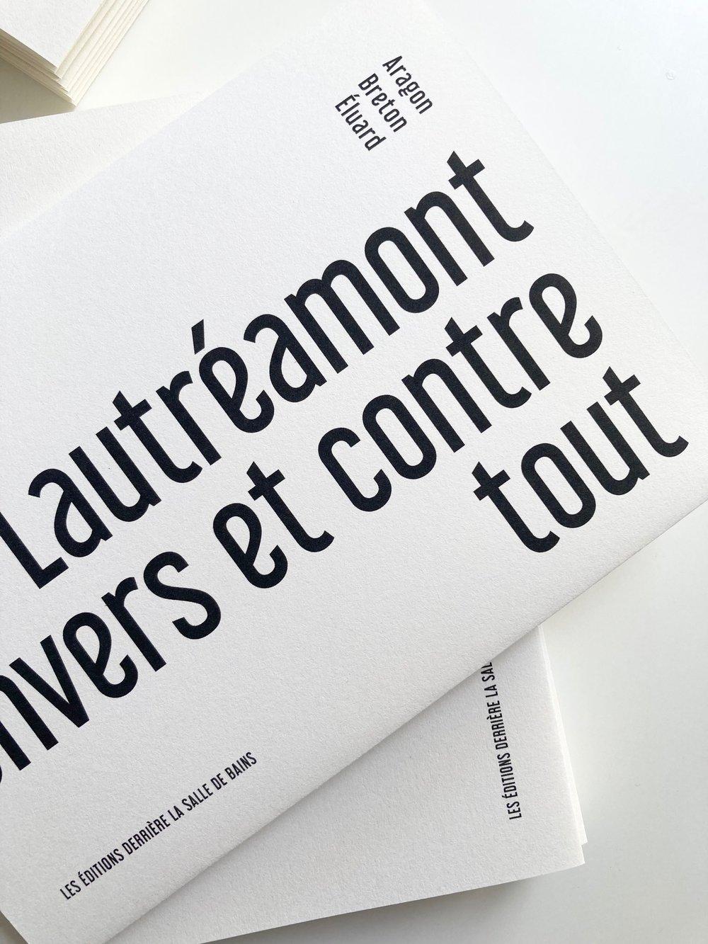 Image of LAUTRÉMONT