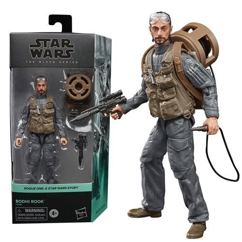 Image of Star Wars The Black Series Rogue One Bhodi