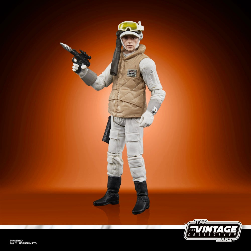 Image of Star Wars The Vintage Collection Rebel Trooper (Hoth)