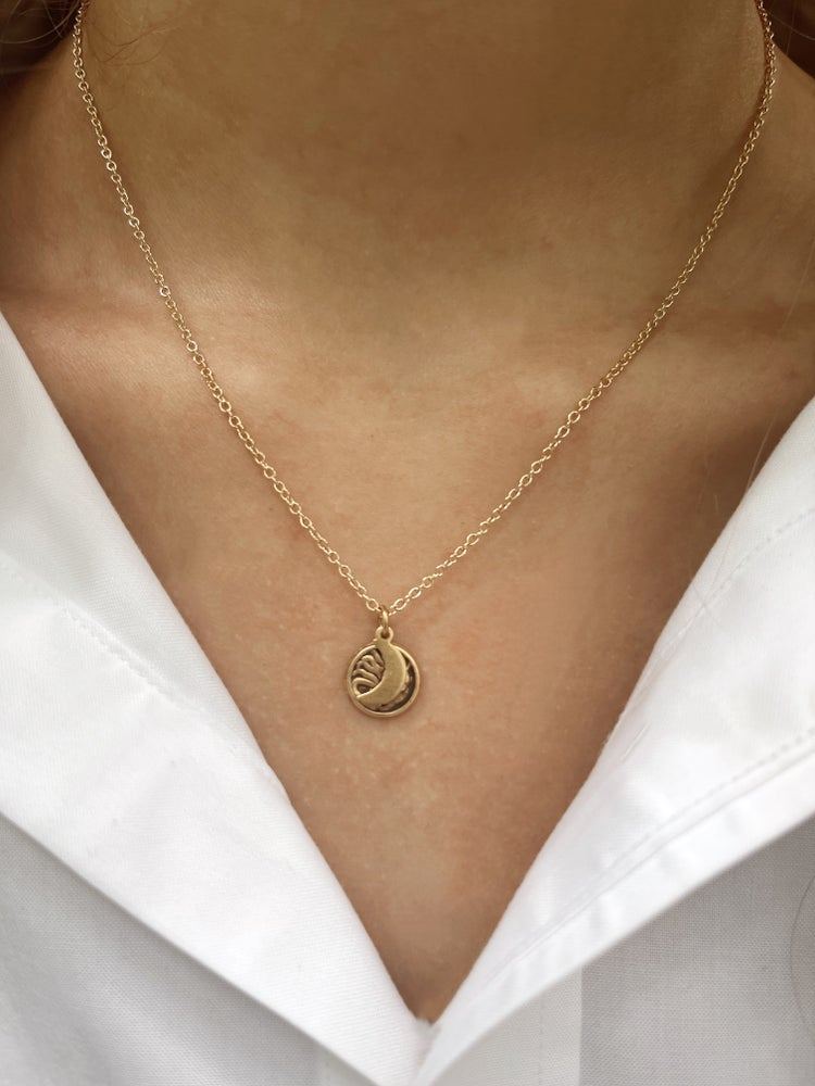 Image of Day and Night Necklace