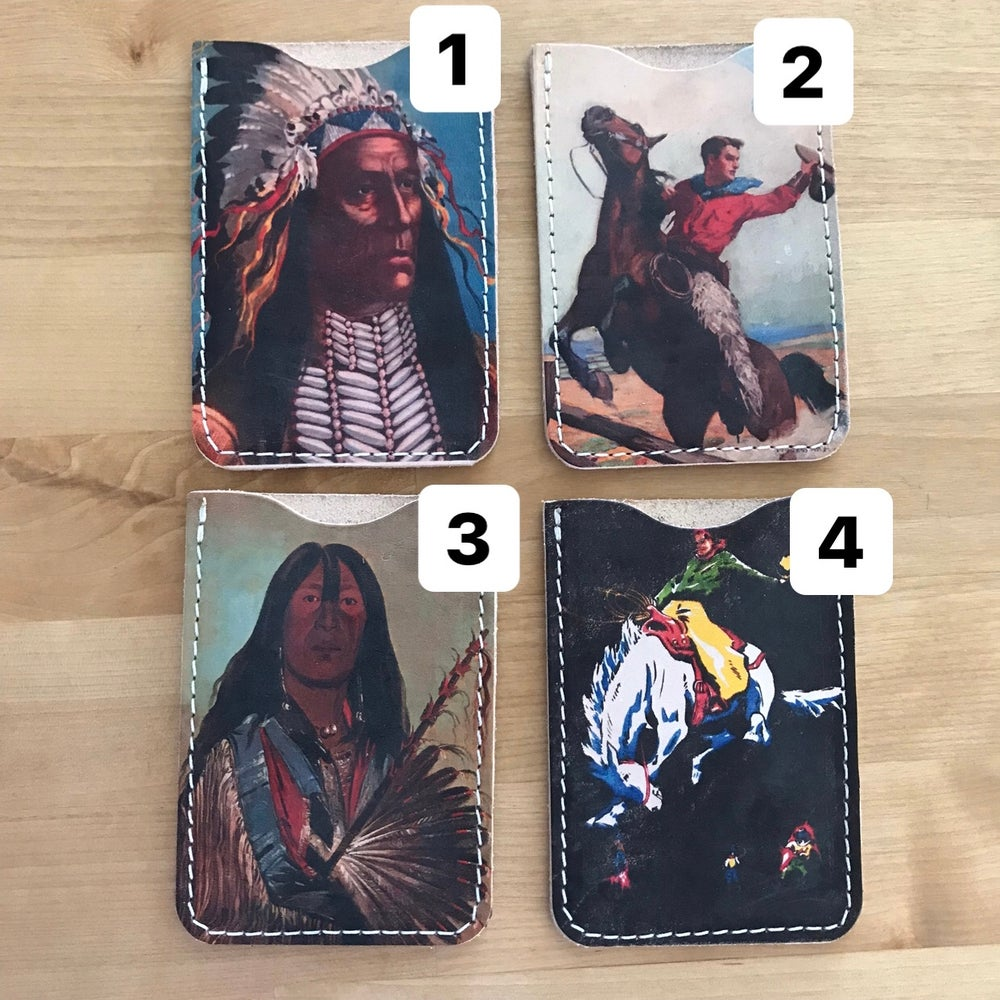 IMAGE CARD CASE