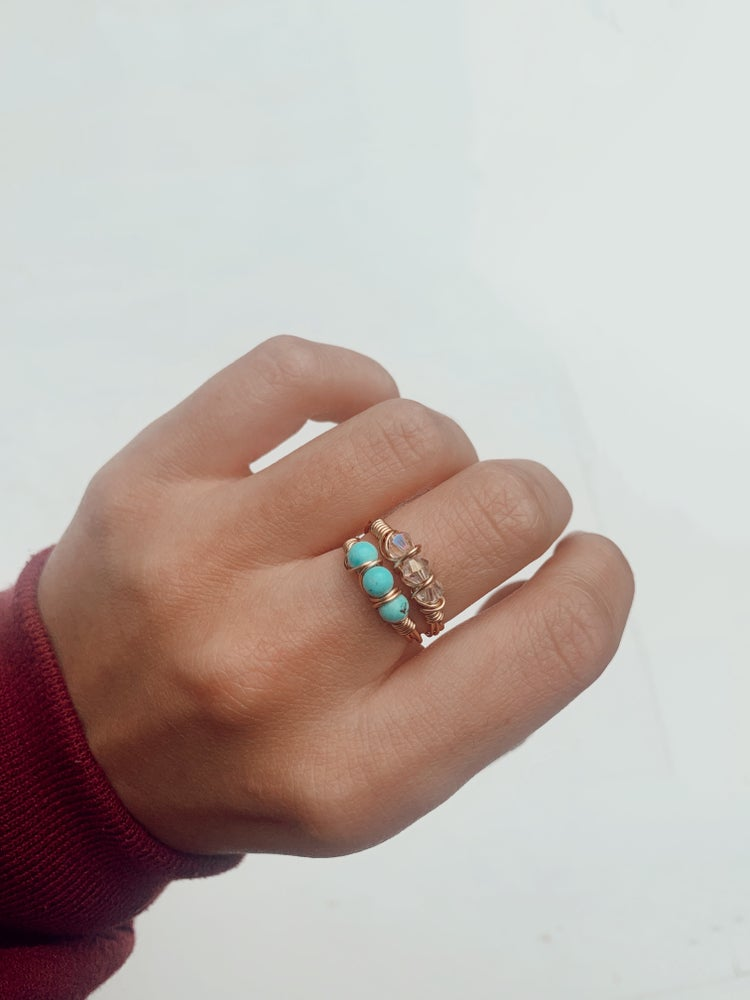 Image of Turquoise Dreams Ring