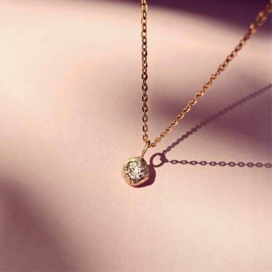 Image of Elayne Necklace / 24K GOLD-COATED SILVER