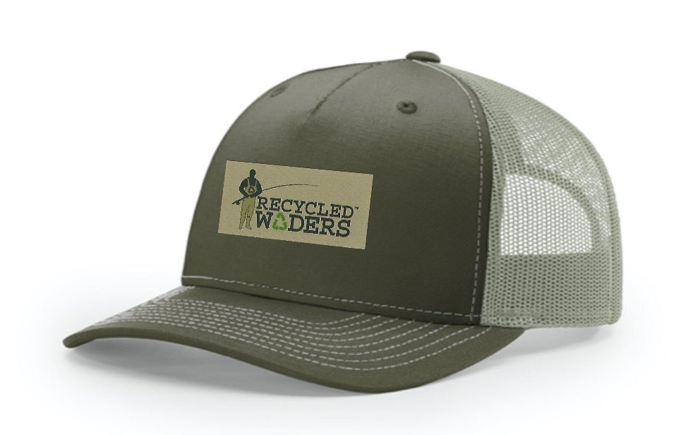Image of Recycled Waders Trucker