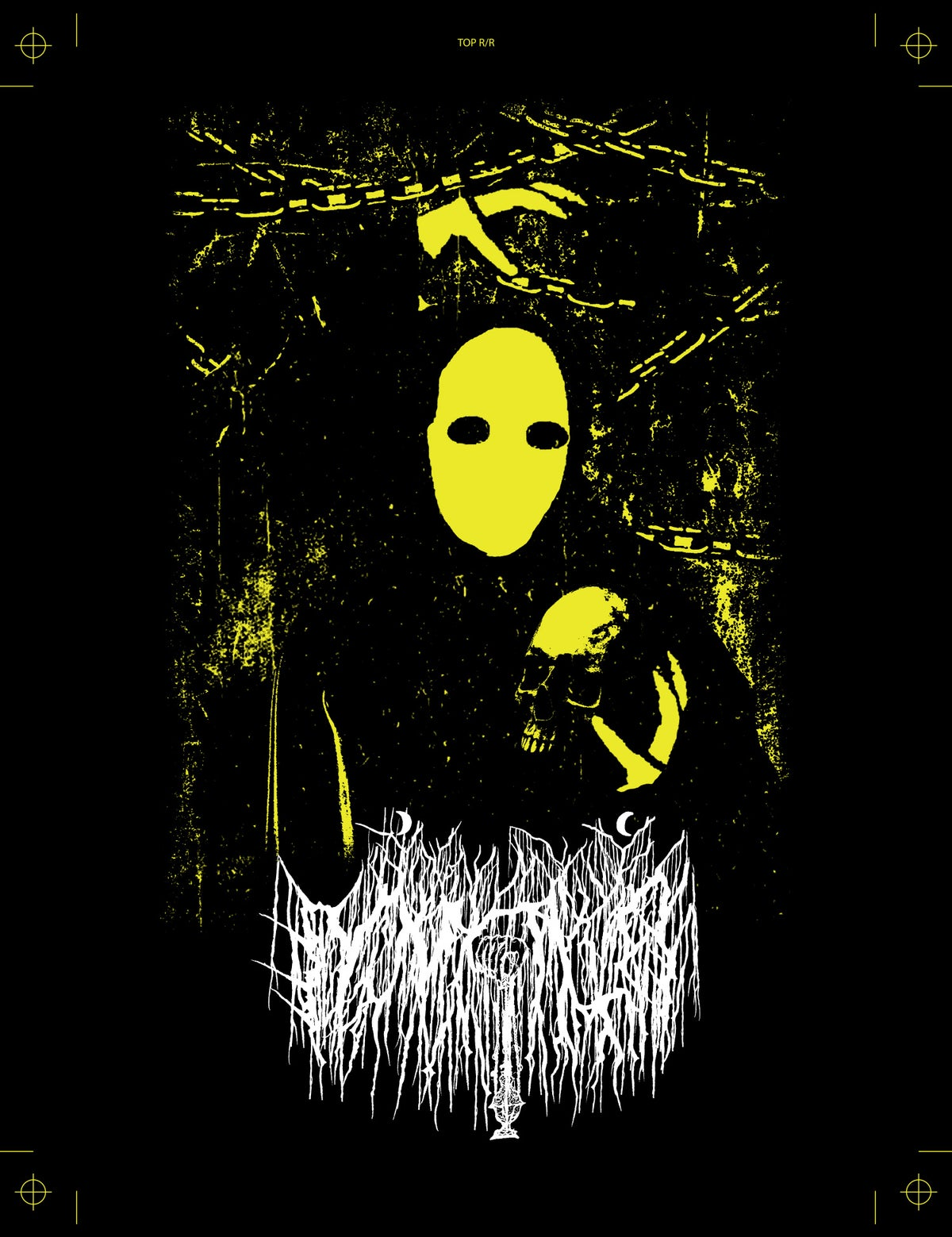 """Mnima """"Gathering Sorcery to the Eternal Portals of the Past"""" T-Shirt"""