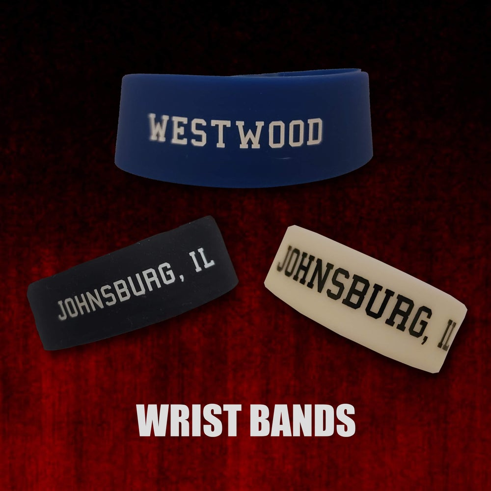 Image of Wrist Bands
