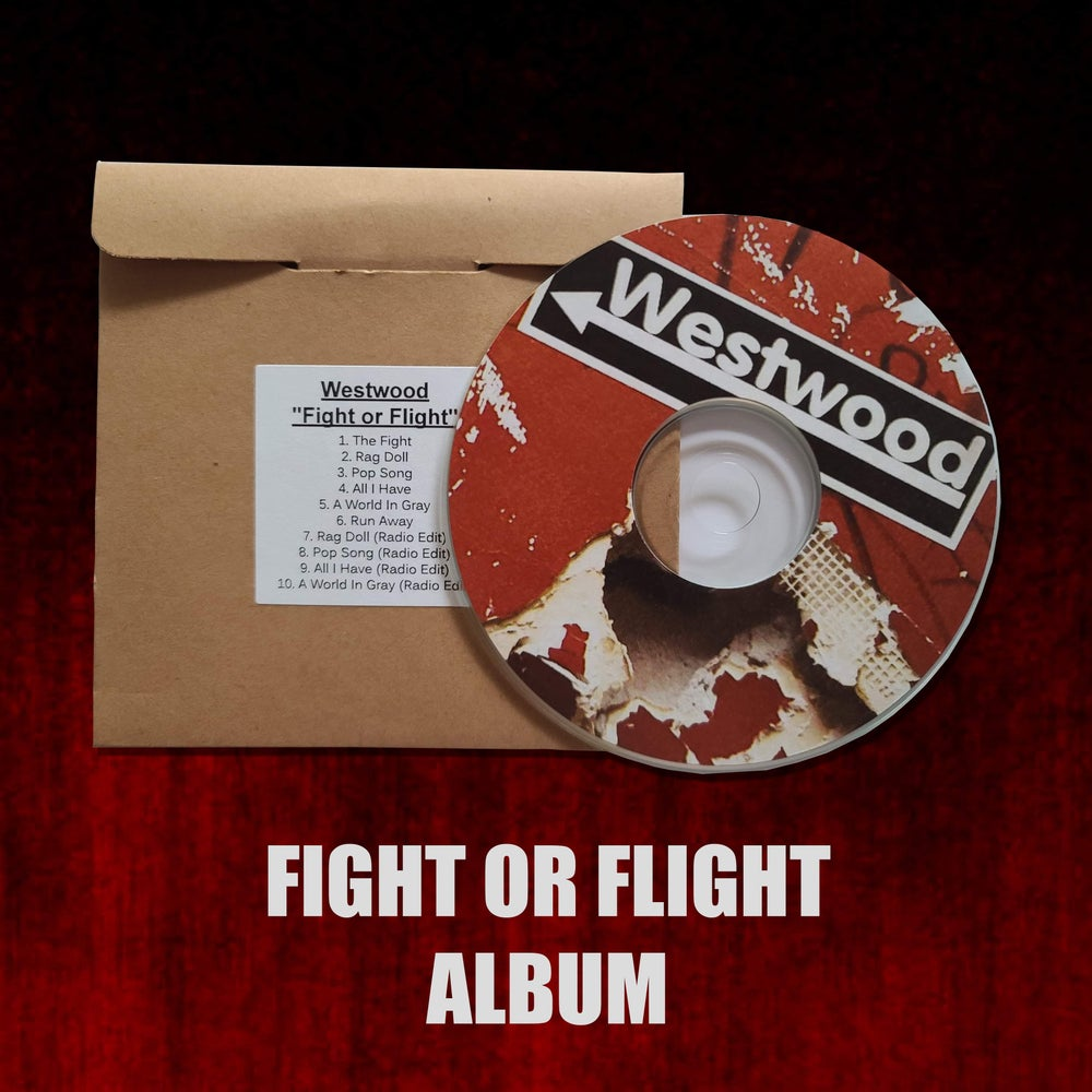 """Image of """"Fight or Flight"""" Physical EP"""
