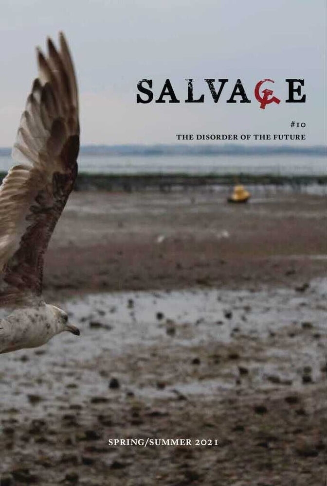 Image of Salvage #10: The Disorder of the Future