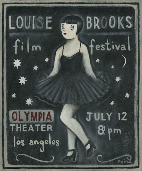 Image of Louise Brooks Film Festival
