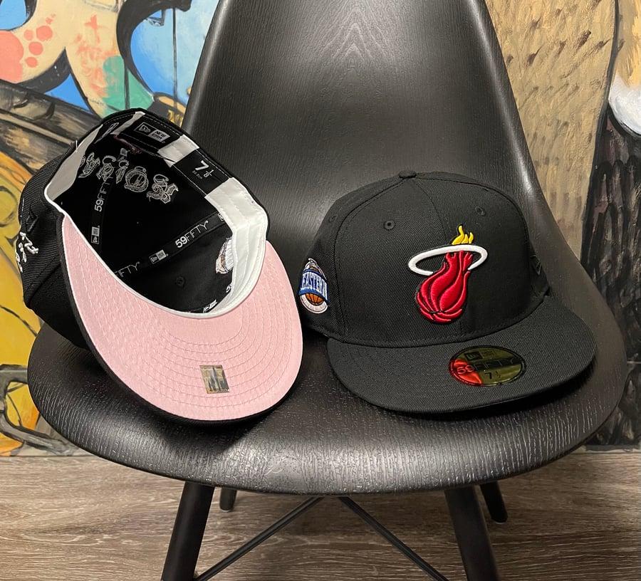 Image of Miami Heat Savior- PINK BOTTOM