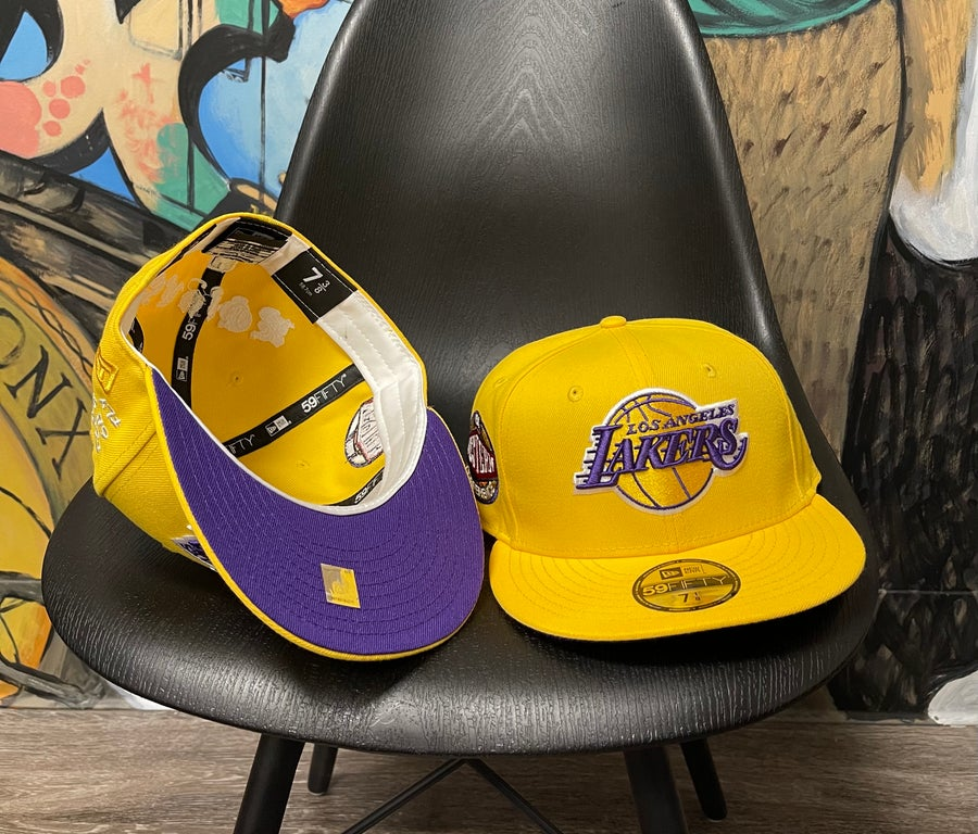Image of LA Lakers Savior- PURPLE BOTTOM