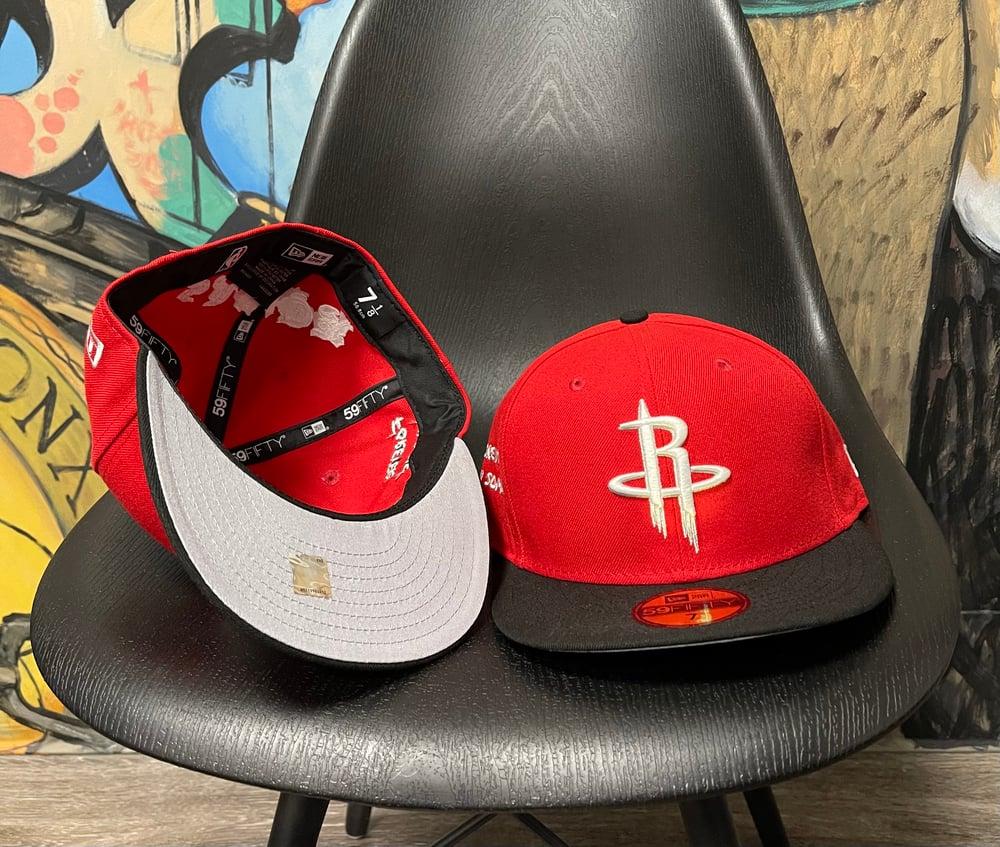 Image of Houston Rockets Savior- Two Toned