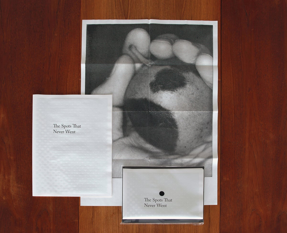Image of The Spots That Never Went | Roelof Bakker (second edition, 2020)