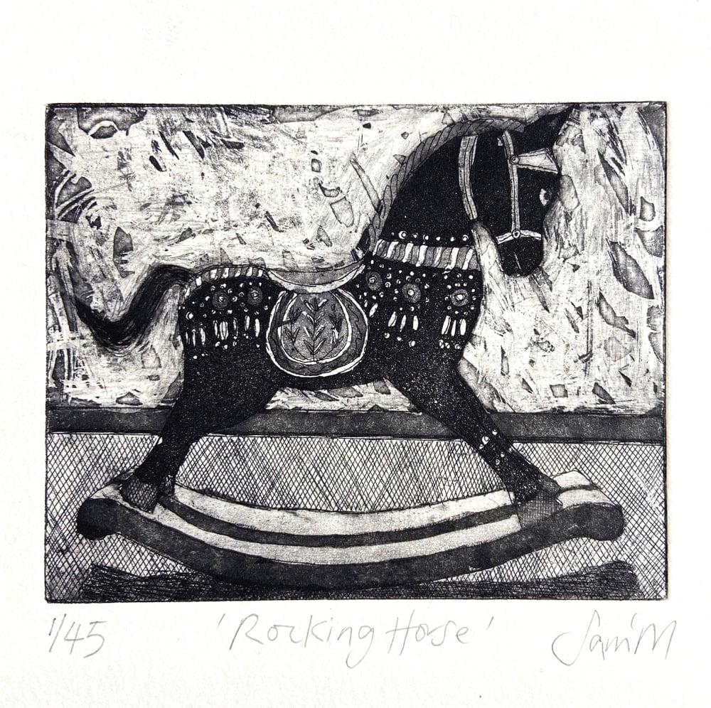 Image of Rocking Horse