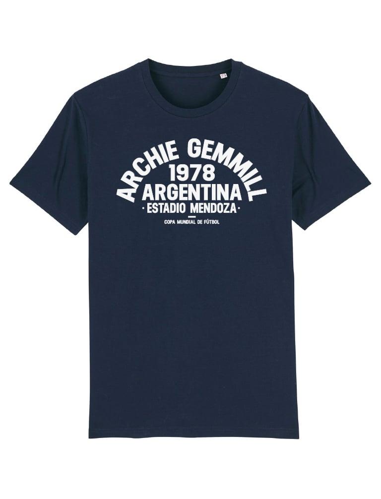 Image of ARCHIE GEMMILL - TSHIRT
