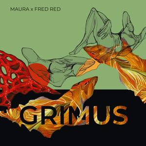 Image of Maura & Fred Red - Grimus - LP (SICHTEXOT)
