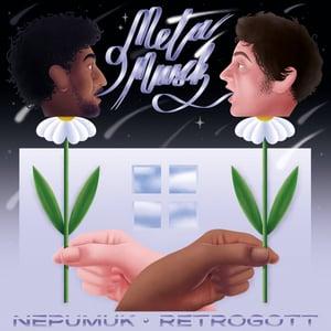 Image of  Nepumuk & Retrogott - Metamusik - LP (SICHEXOT)