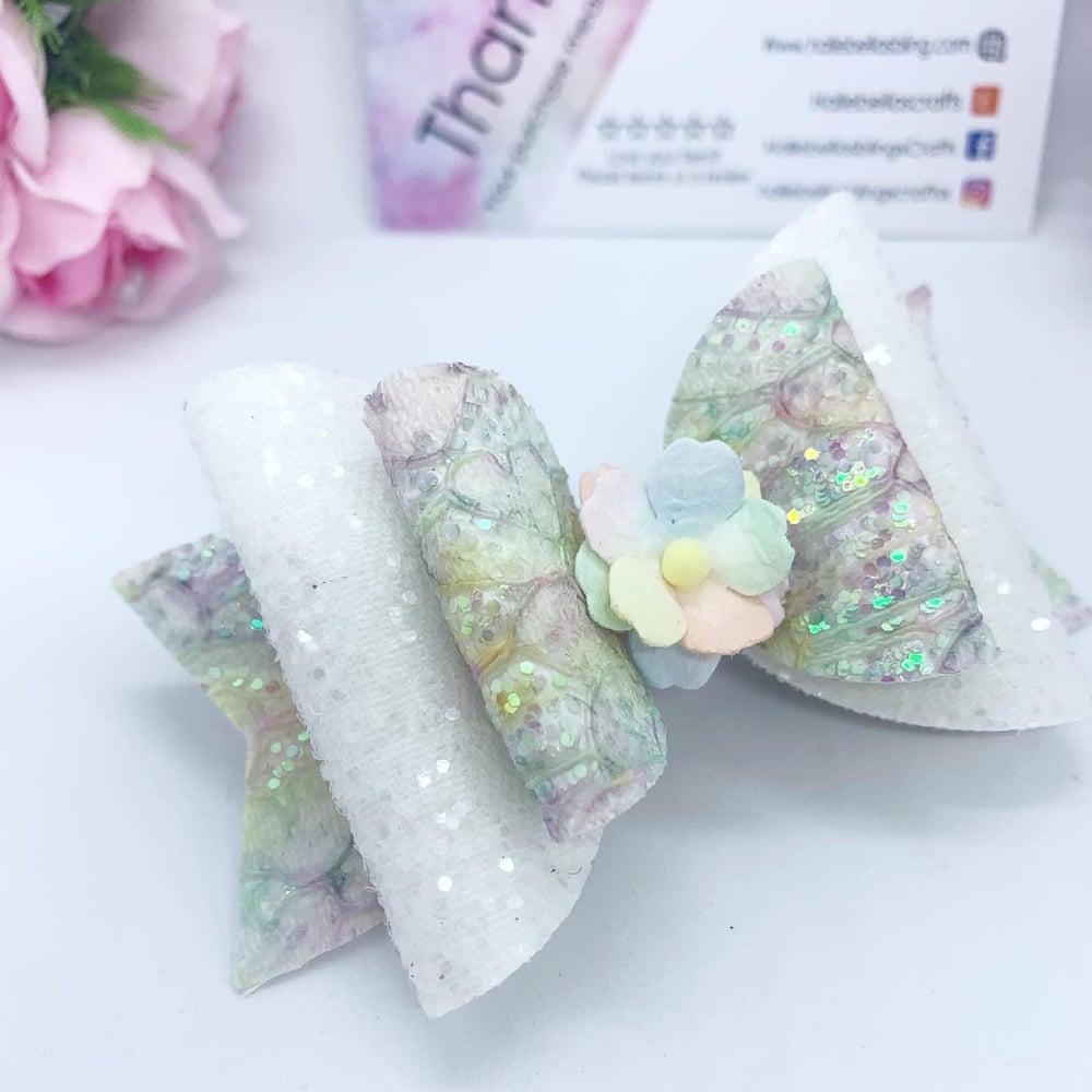 Image of Pastel rainbow Cherry blossom