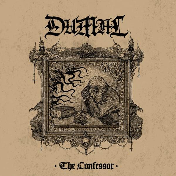 "Image of DUMAL ""the confessor"" CD"