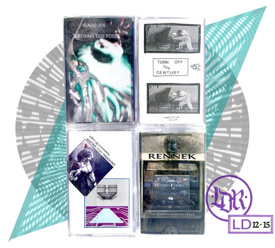 Image of Lost Discoveries Radio series One: 4 pack deal (Free U.S. shipping)