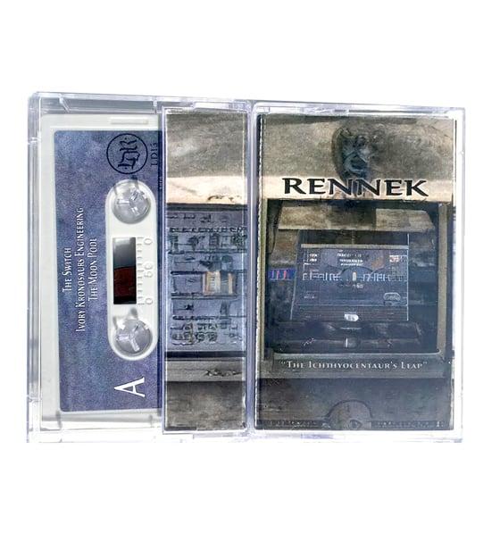 Image of Rennek 'The Ichthyocentaur's Leap' cassette tape