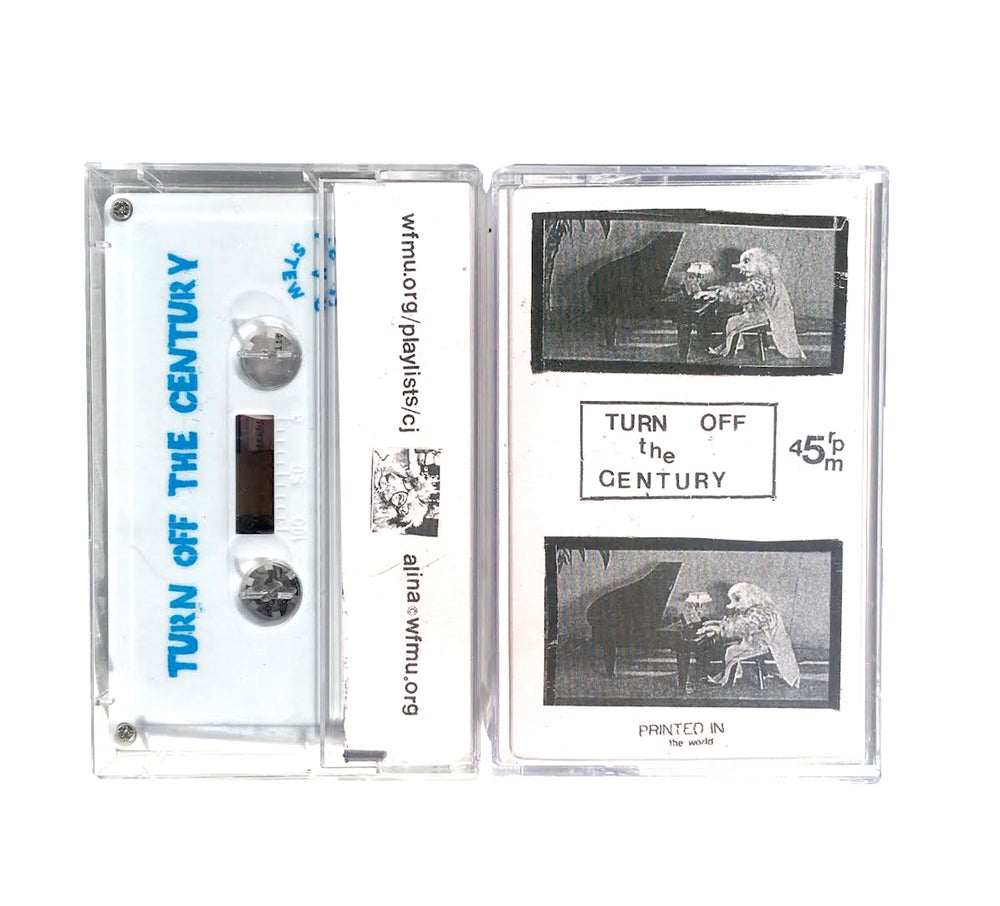 Image of DJ ARB (WFMU / Cannibal Stew) 'Turn Off The Century' mix tape