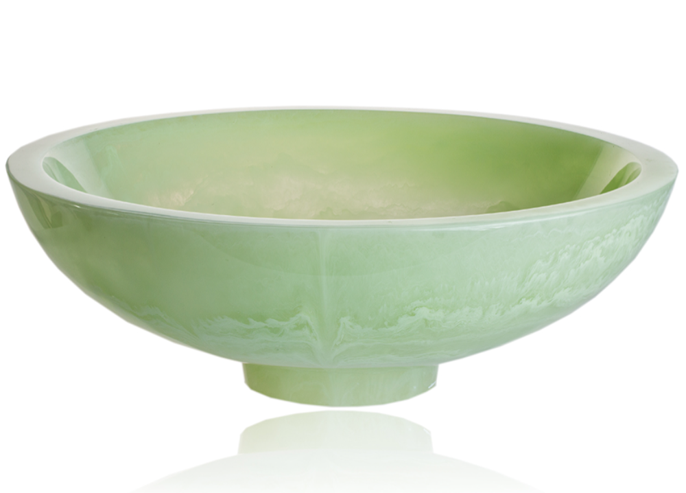 Image of Large Resin Bowls (4 Colors)