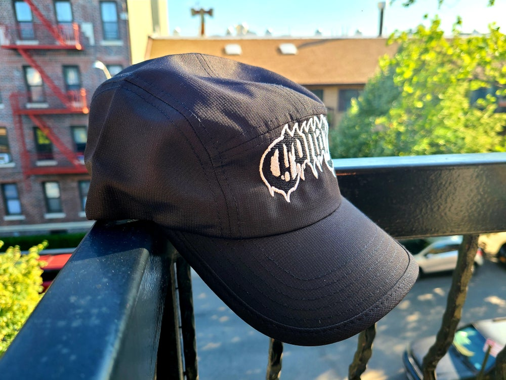 Image of Conan 6 Panel Performance Cap w/ White Embroidery
