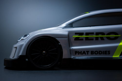 "Image of Phat Bodies ""ZERO"" bodyshell for LC Racing EMB 12B1 WLtoys 124019 124018"