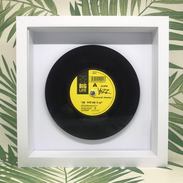Image of Popular 80's/90's Framed 7 inch Vinyl-Part 2