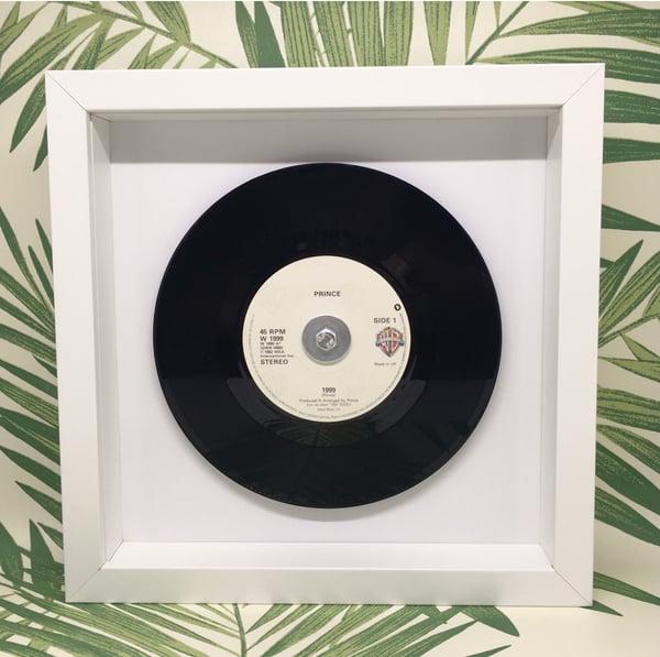 Image of Popular 80's/90's Framed 7 inch Vinyl-Part 1