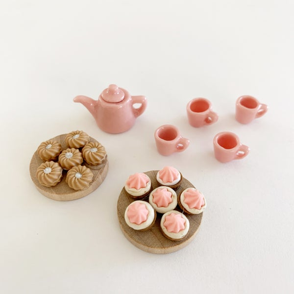 Image of Tea Party Collection