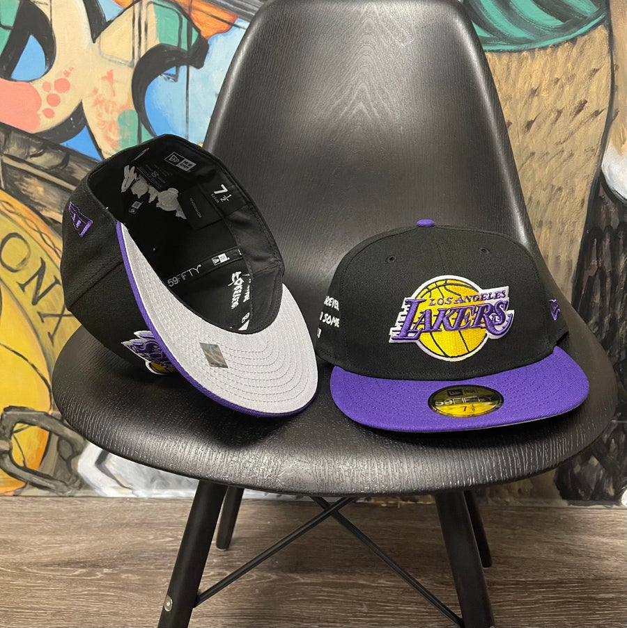 Image of LA Lakers Savior- Two Toned