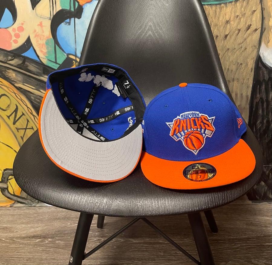 Image of New York Knicks Savior- Two Toned